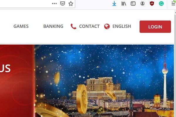 royal vegas casino login