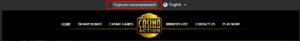 Casino Action Password Recovery