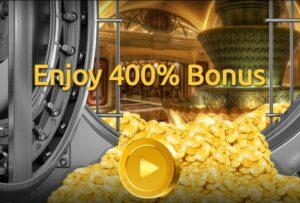 Casholot Casino Bonus
