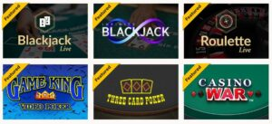 Hollywood Casino Games