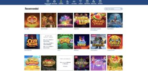iGames Casino Games