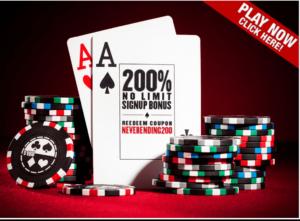 Palace of Chance Casino Bonus