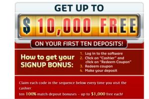 Silver Oak Casino Bonus