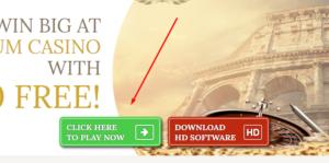colosseum casino login